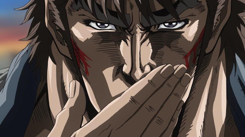 Ken il guerriero la leggenda di hokuto quinlan