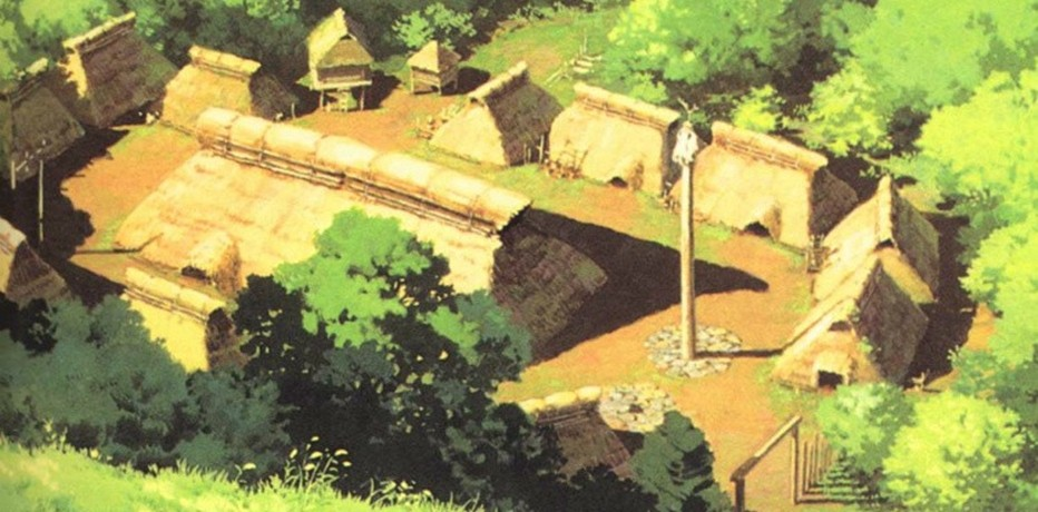 Il rapporto tra uomo e natura nell'opera di Miyazaki [3]