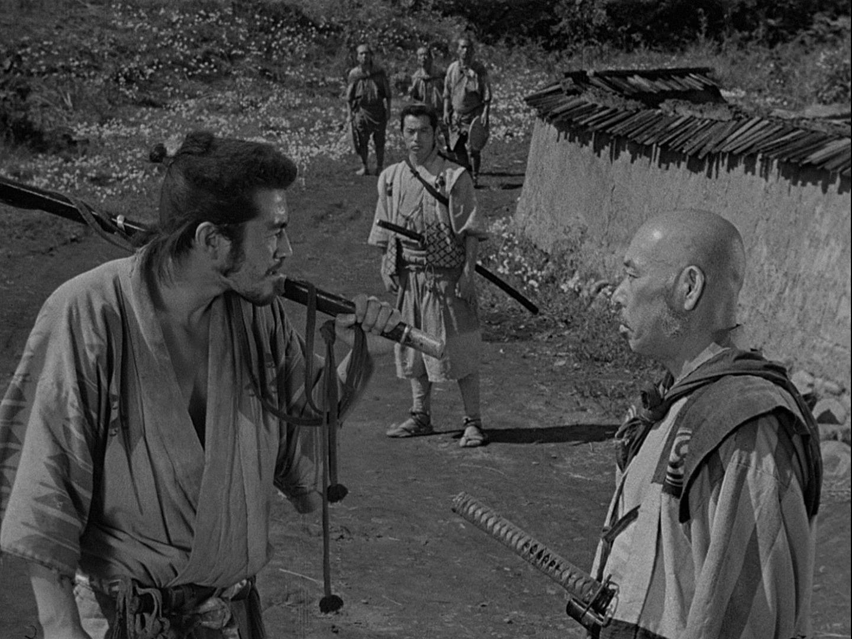 Risultati immagini per i sette samurai film 1954