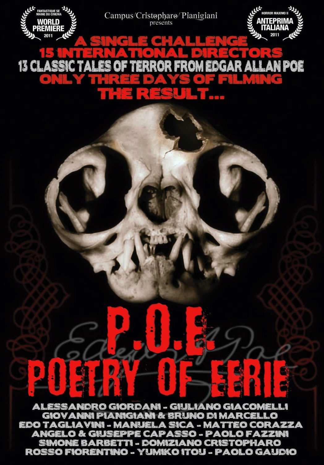 P.O.E. – Poetry of Eerie