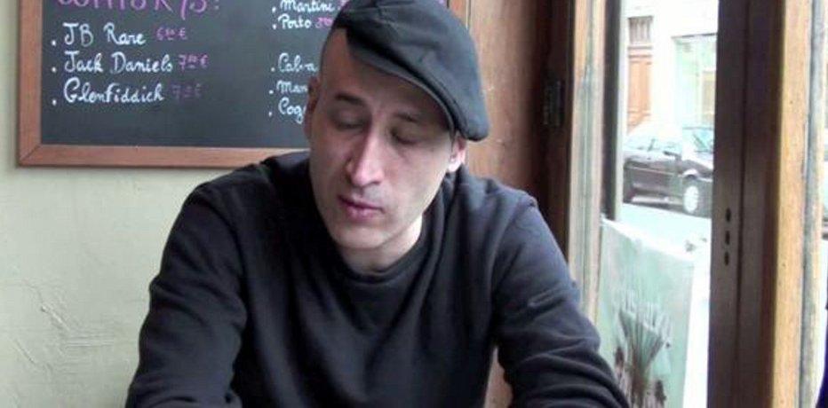 Tariq Teguia in Italia