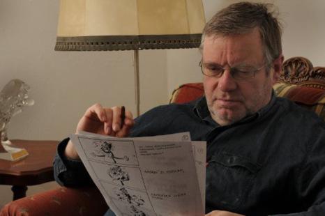 Intervista a Pavel Koutský