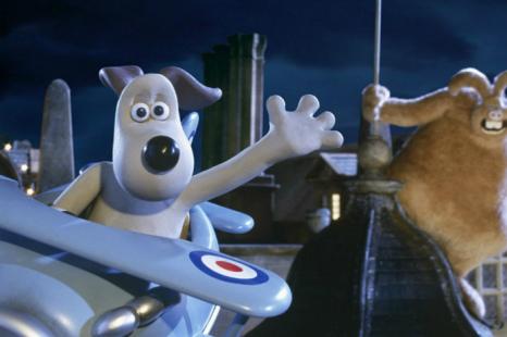 Wallace & Gromit – La maledizione del coniglio mannaro