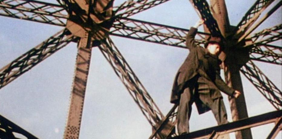 L'uomo della Torre Eiffel