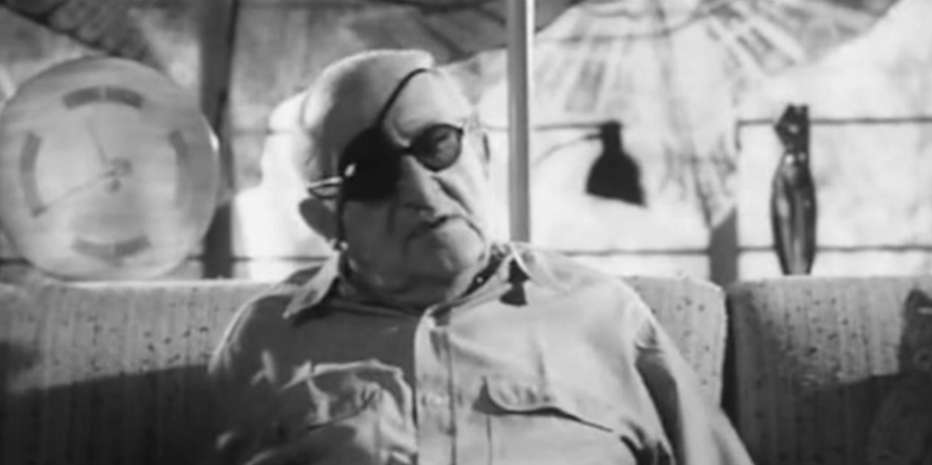 Fritz Lang Interviewed by William Friedkin