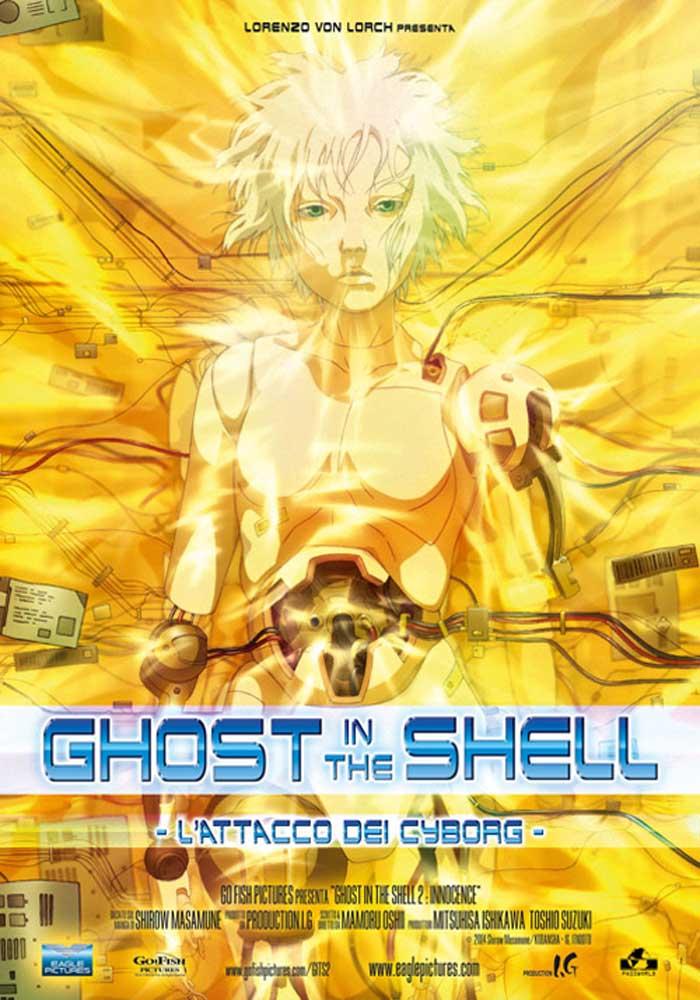 Ghost in the Shell – L'attacco dei cyborg