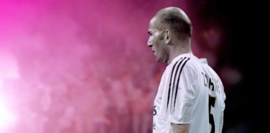 Zidane, un ritratto del XXI secolo