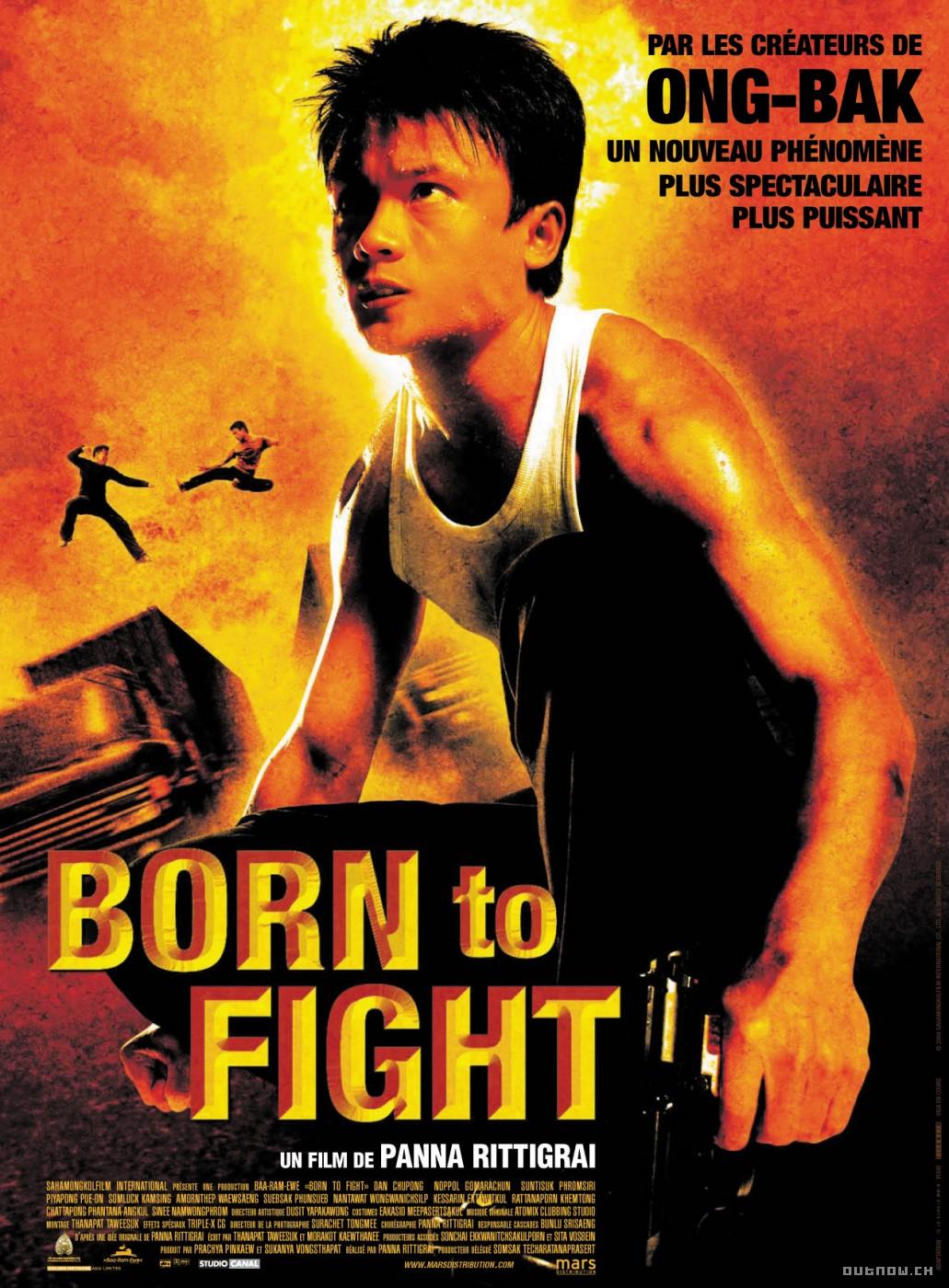 Born to Fight – Nati per combattere