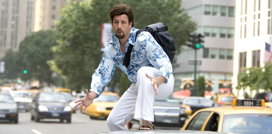 Zohan Recensione