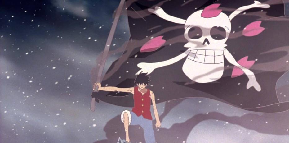 One Piece: Il miracolo dei ciliegi in fiore