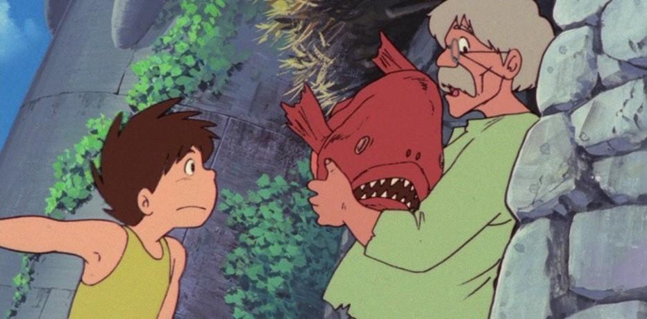 Il rapporto tra uomo e natura nell'opera di Miyazaki