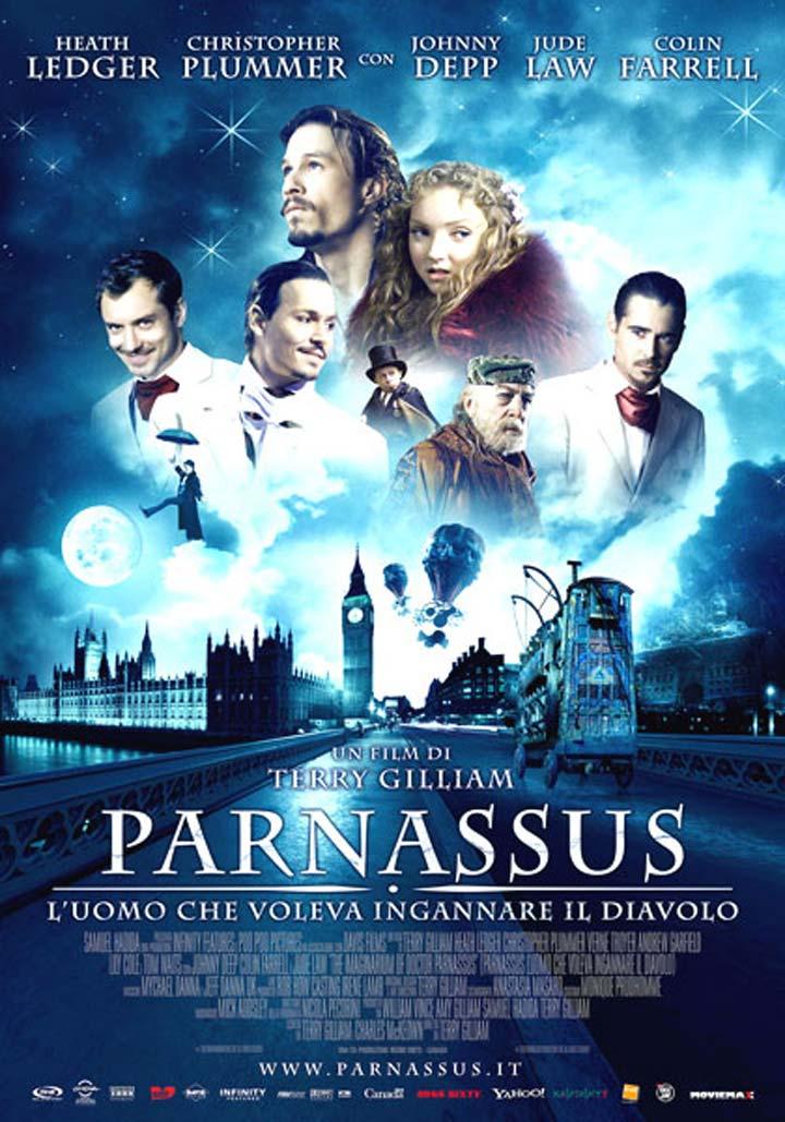 Parnassus – L'uomo che voleva ingannare il diavolo