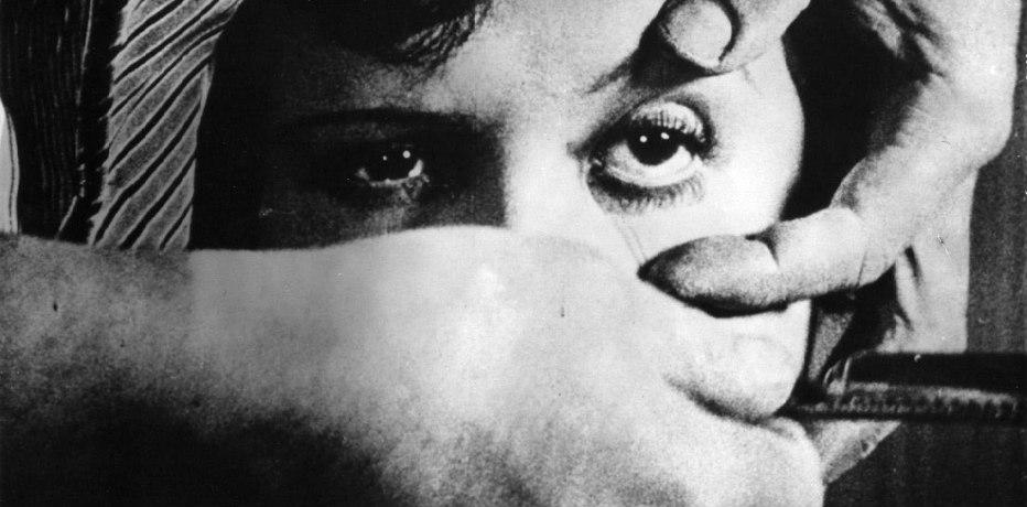Luis Buñuel L'occhio tagliato