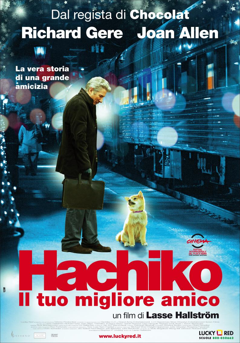 Hachiko: Il tuo migliore amico