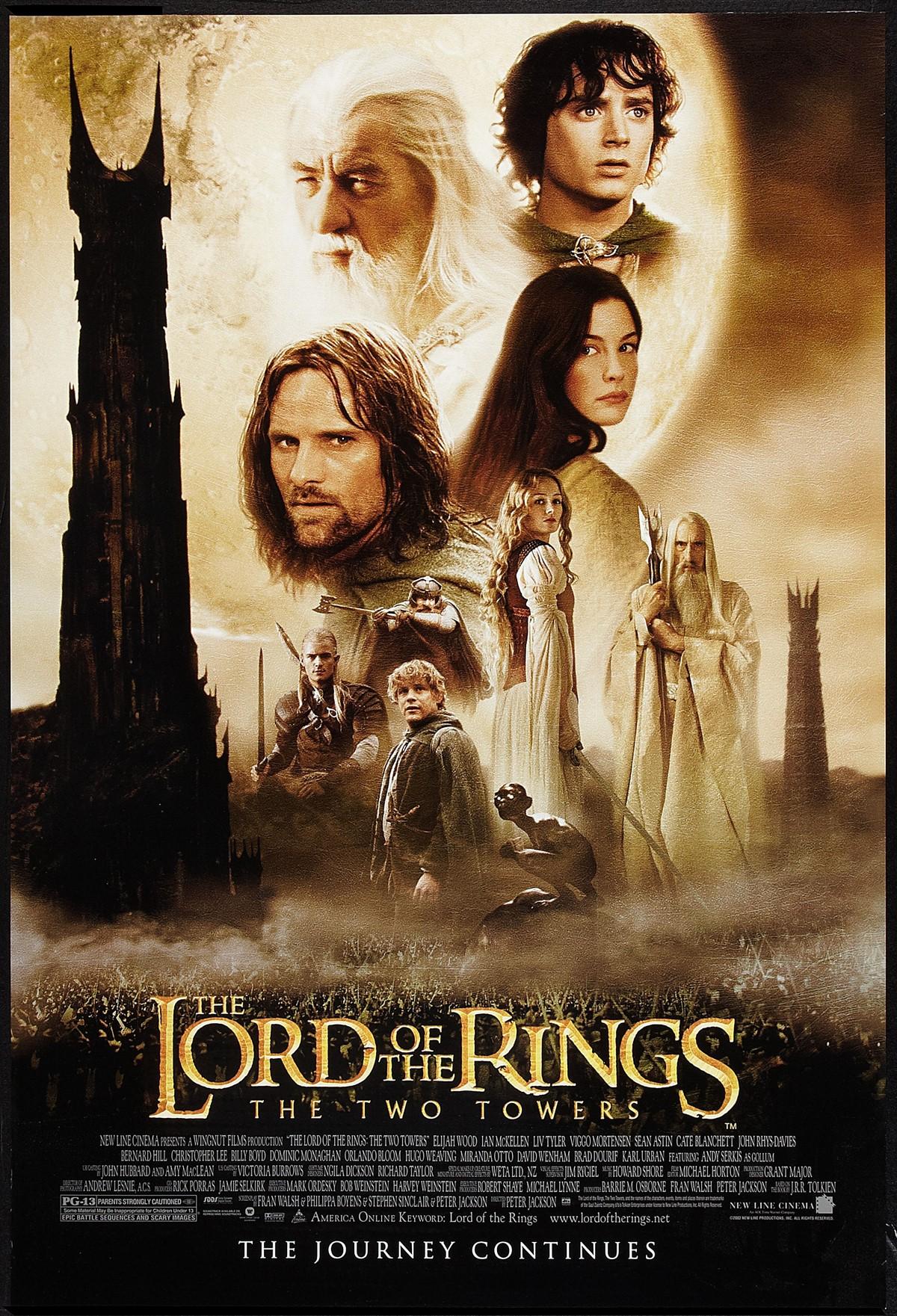 Il signore degli anelli – Le due torri