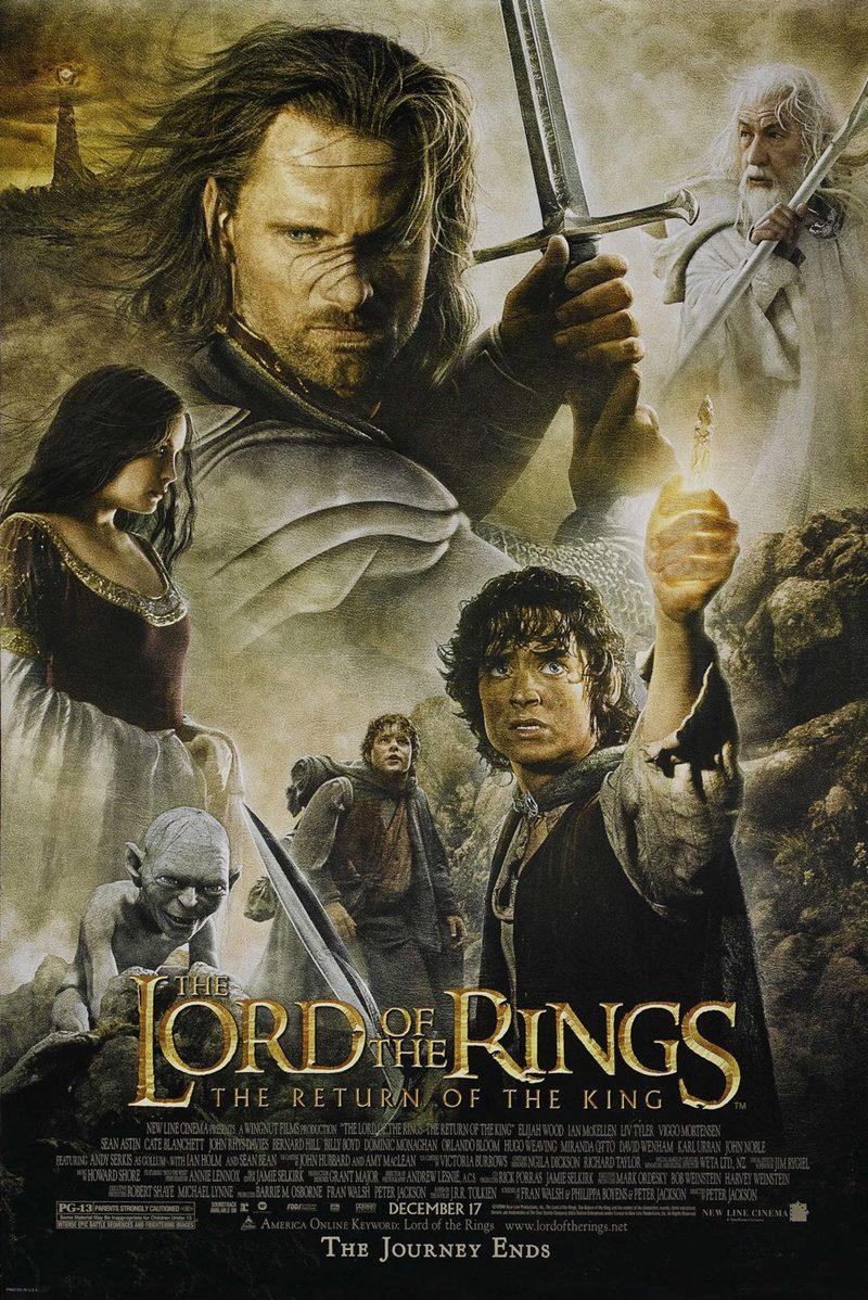Il signore degli anelli – Il ritorno del re