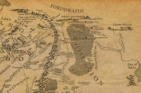 Nella Terra di Tolkien