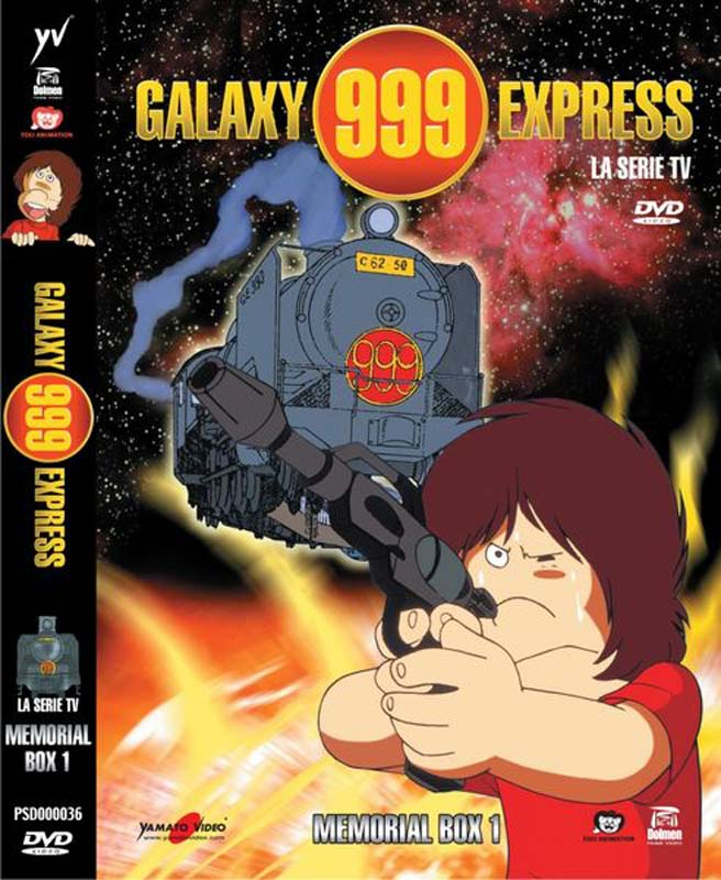 Galaxy Express 999 – Memorial Box 1