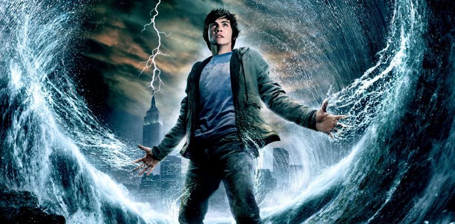 Percy Jackson e gli dei dell'Olimpo: Il ladro di fulmini