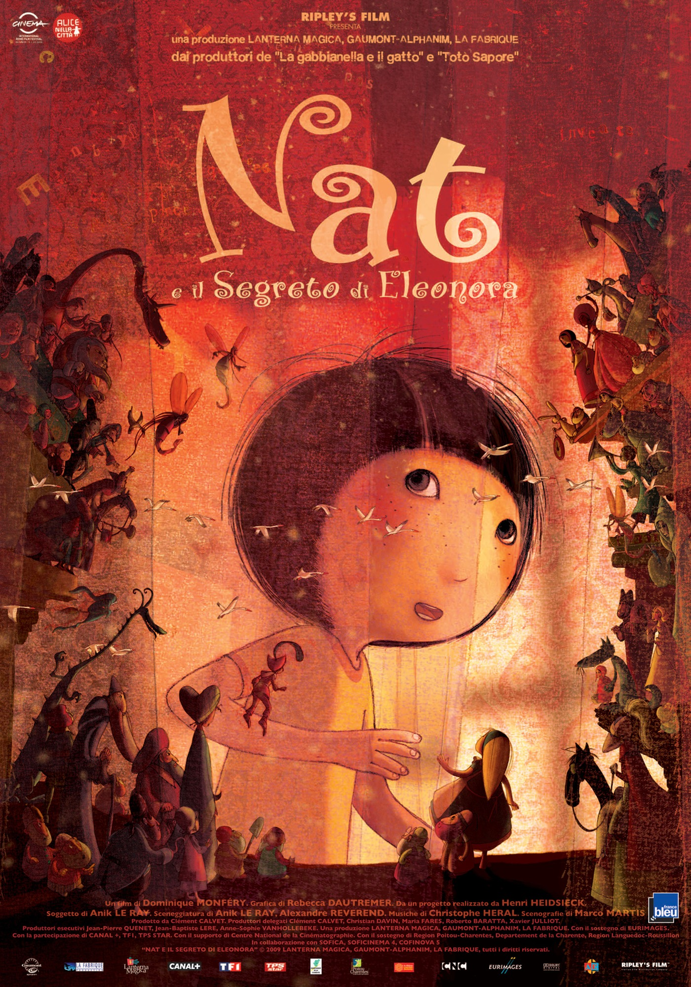 Nat e il segreto di Eleonora