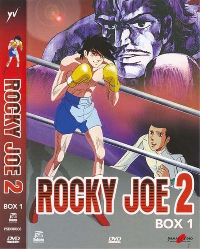 Rocky Joe 2 – Box 1
