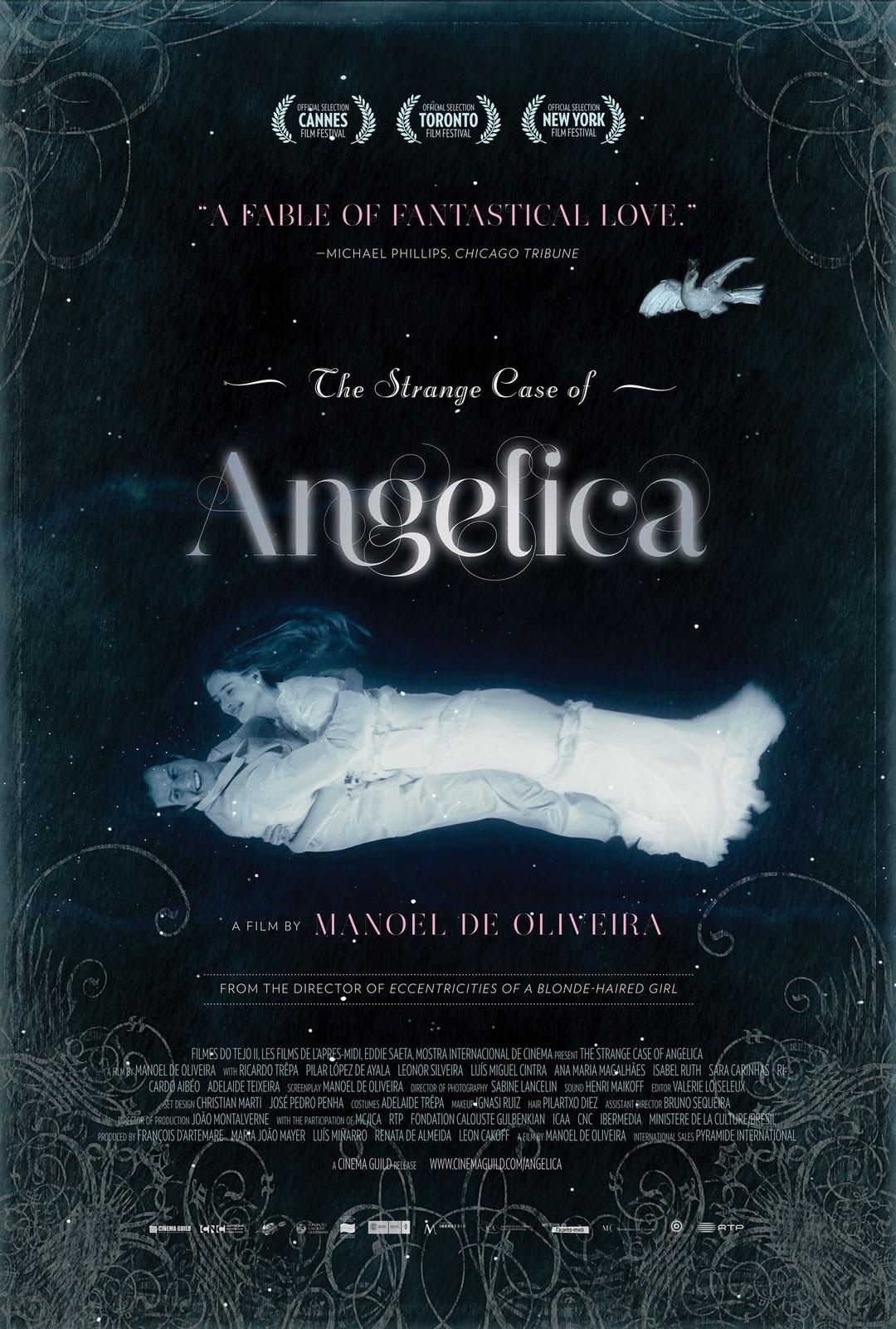 Lo strano caso di Angelica
