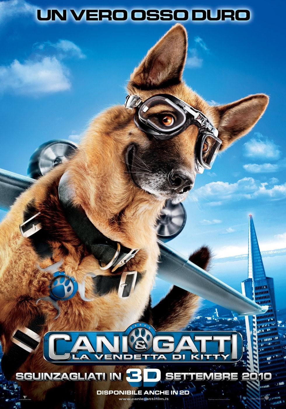 cani & gatti: la vendetta di kitty (2010) b. peyton - recensione