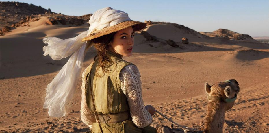 Adèle e l'enigma del Faraone Recensione