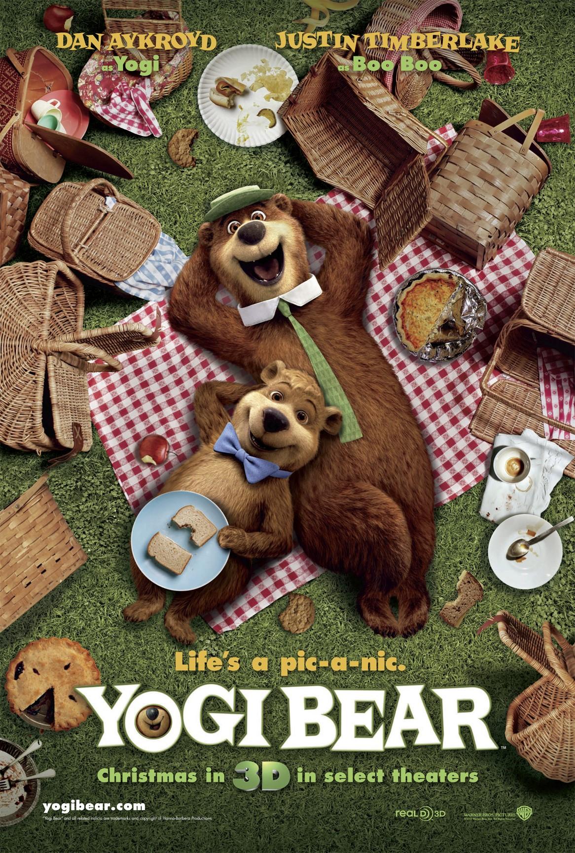 L orso yoghi di eric brevig recensione quinlan