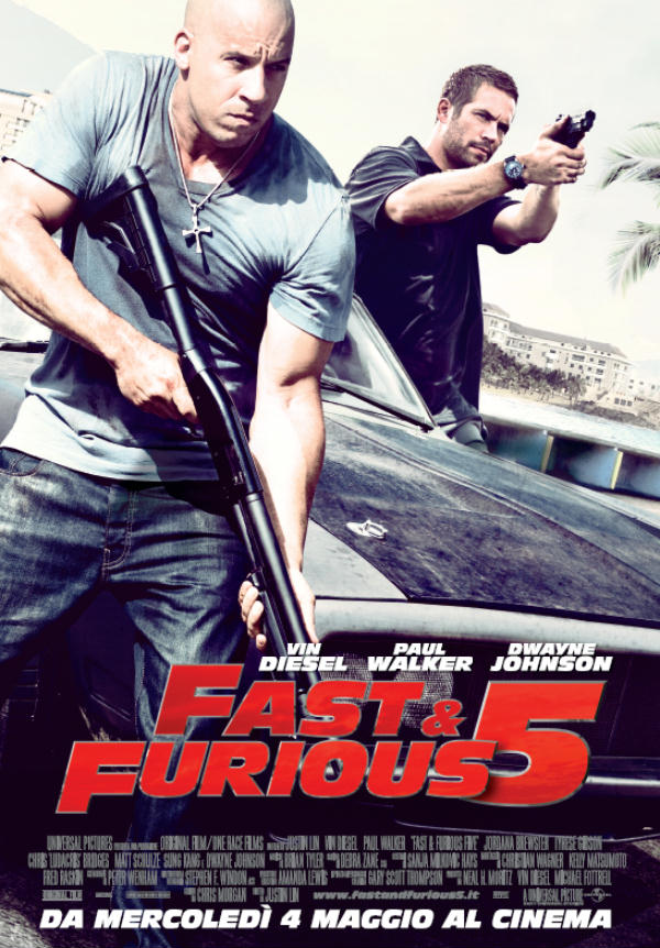 Fast And Furious Five Kinox
