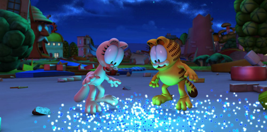 Garfield il supergatto