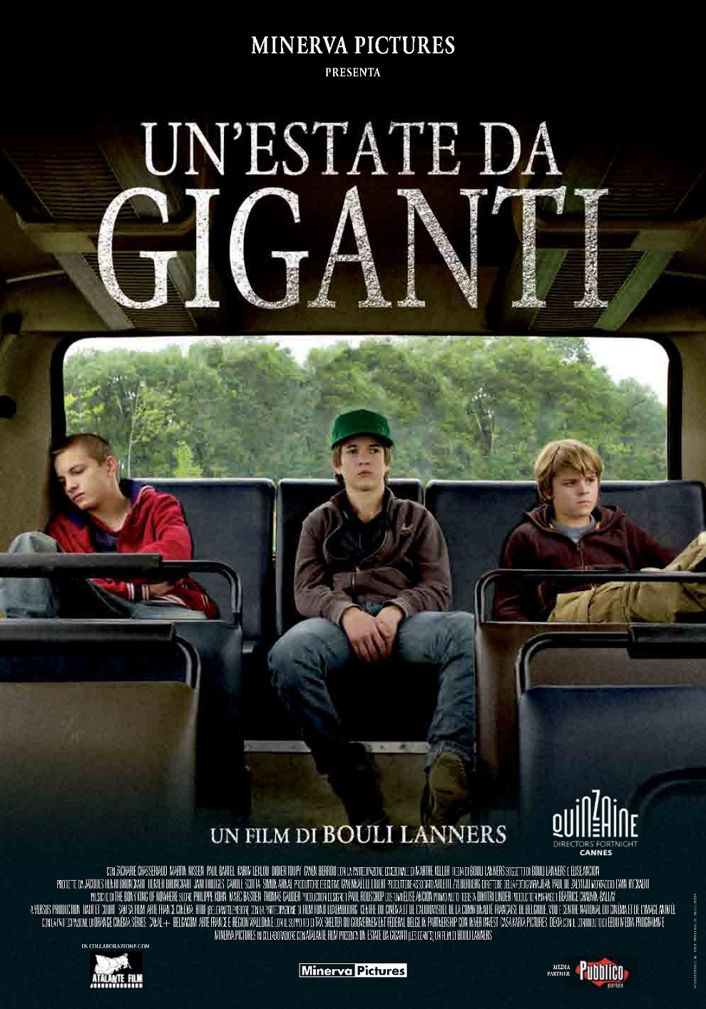 Un'estate da giganti
