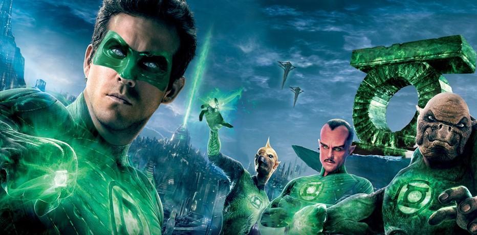 Lanterna Verde Recensione