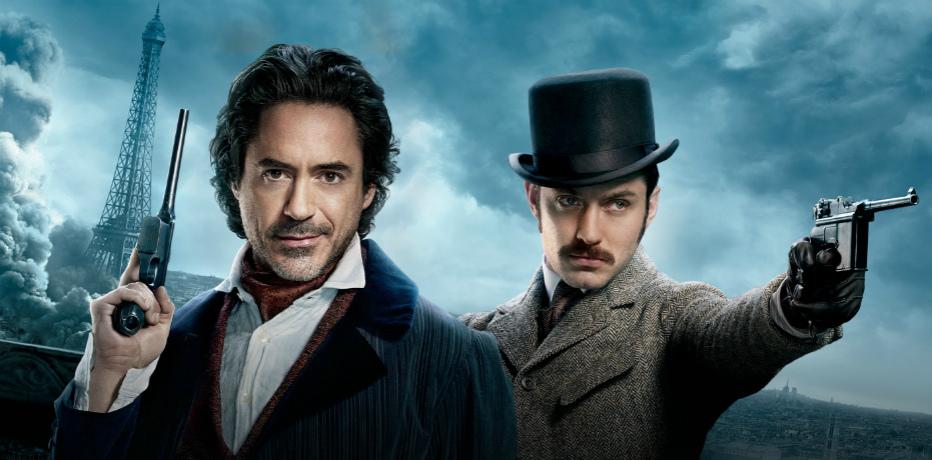 Sherlock Holmes – Gioco di ombre