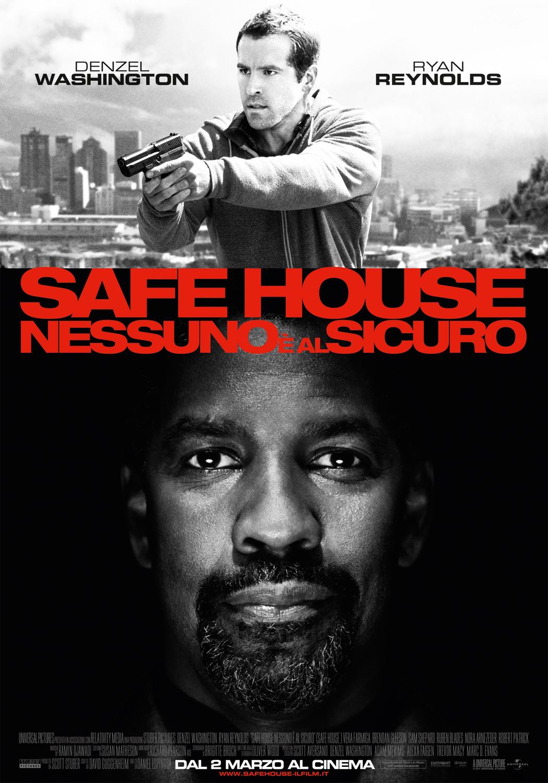 Safe House – Nessuno è al sicuro