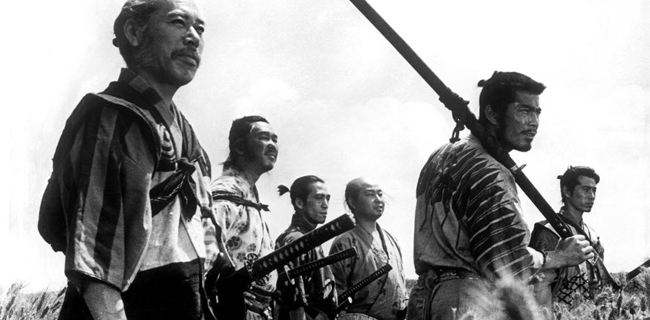 I sette samurai Recensione