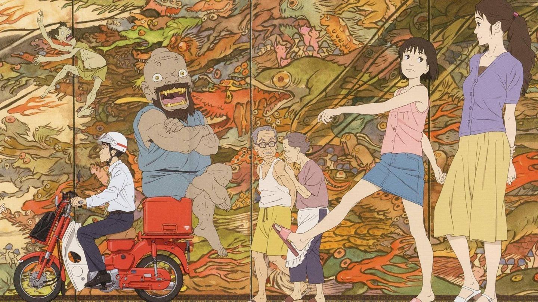 Satoshi Kon Wallpaper