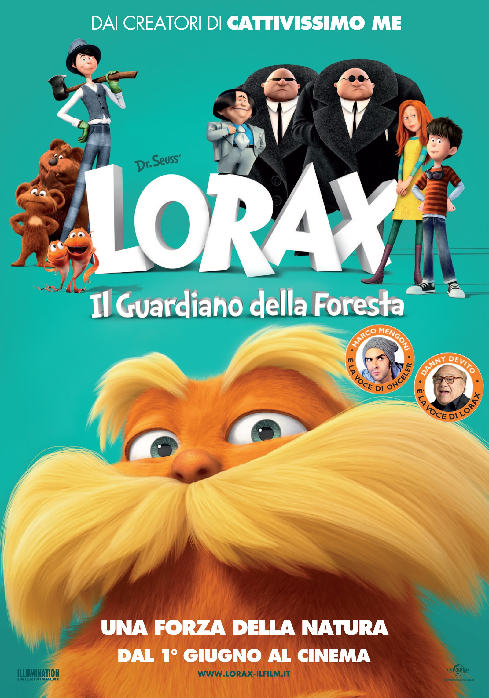 Lorax – Il guardiano della foresta