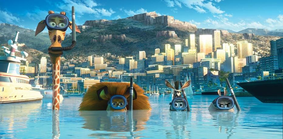 Madagascar 3 – Ricercati in Europa