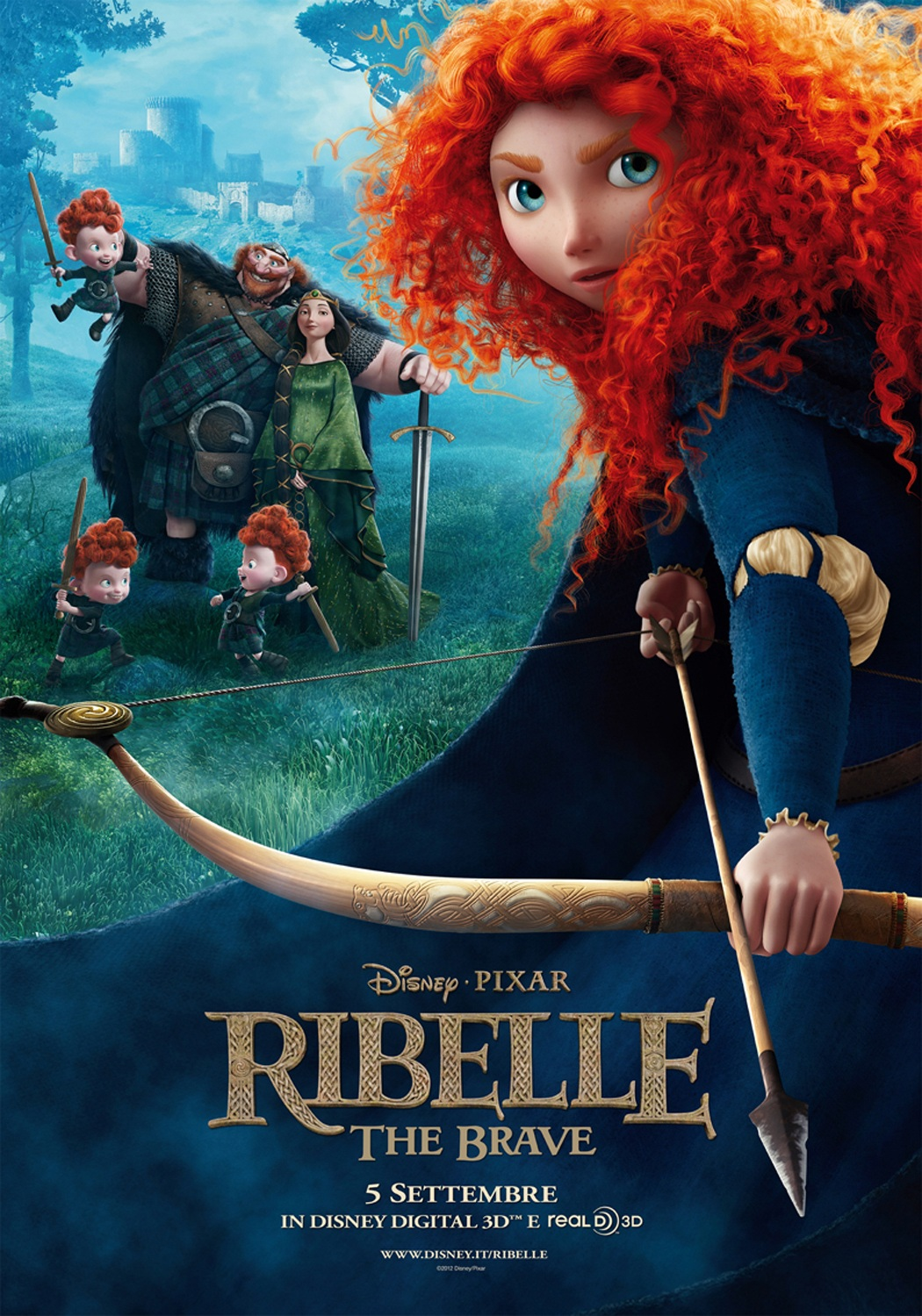 Ribelle – The Brave