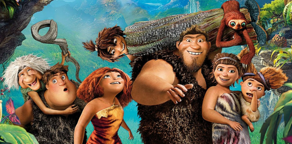 I Croods Recensione