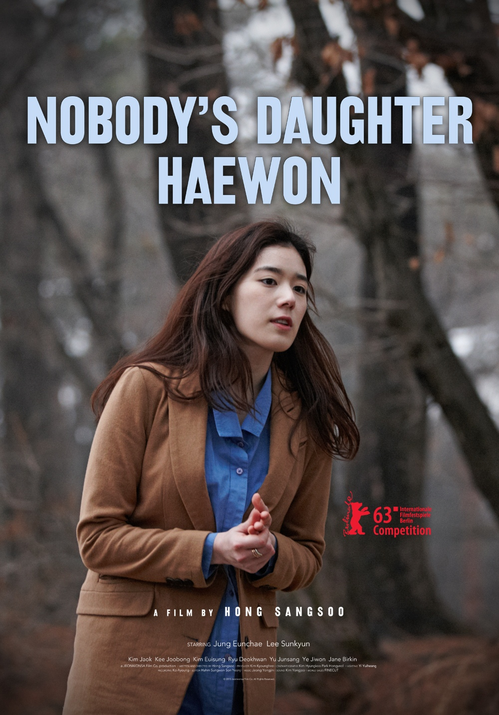 Nobody's Daughter Haewon