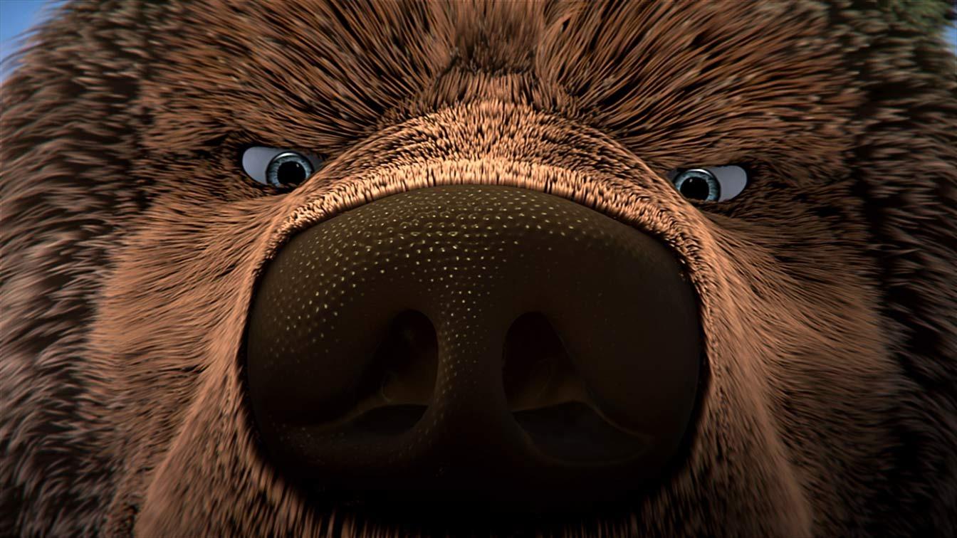 Il grande orso 2011 di esben toft jacobsen recensione for Cabine lungolago grande orso