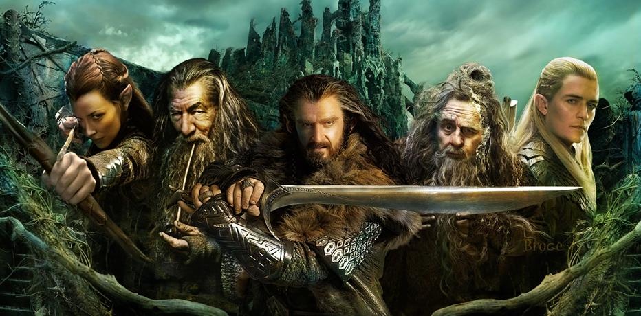 Lo Hobbit - La desolazione di Smaug (immagine)
