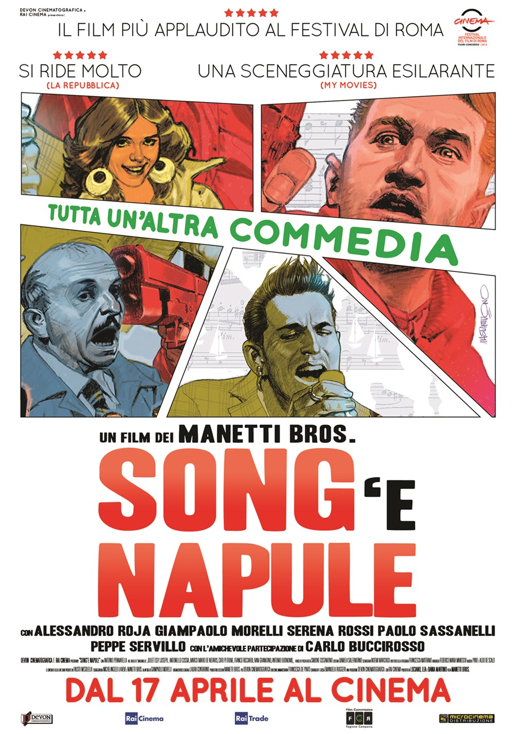 Song'e Napule