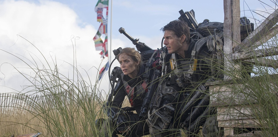 edge of tomorrow,doug liman,2014