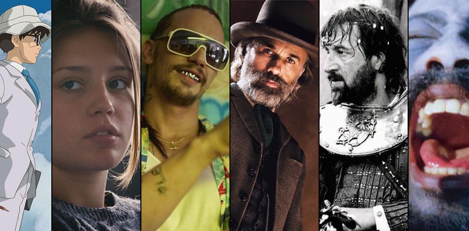 Il 2013 in 100 film