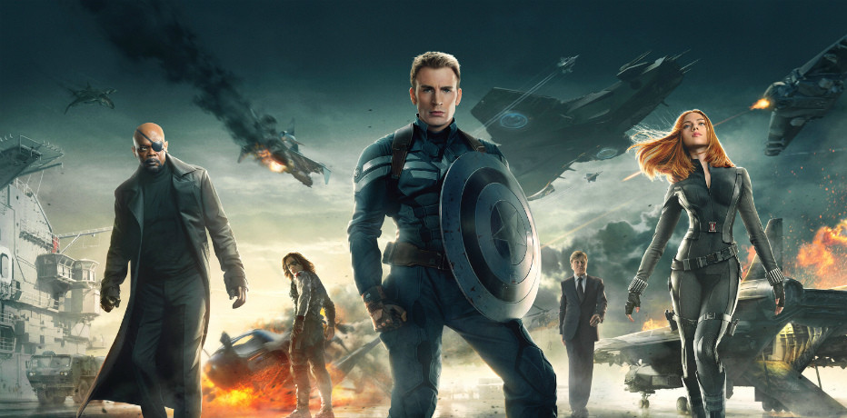 Captain America - The Winter Soldier Recensione