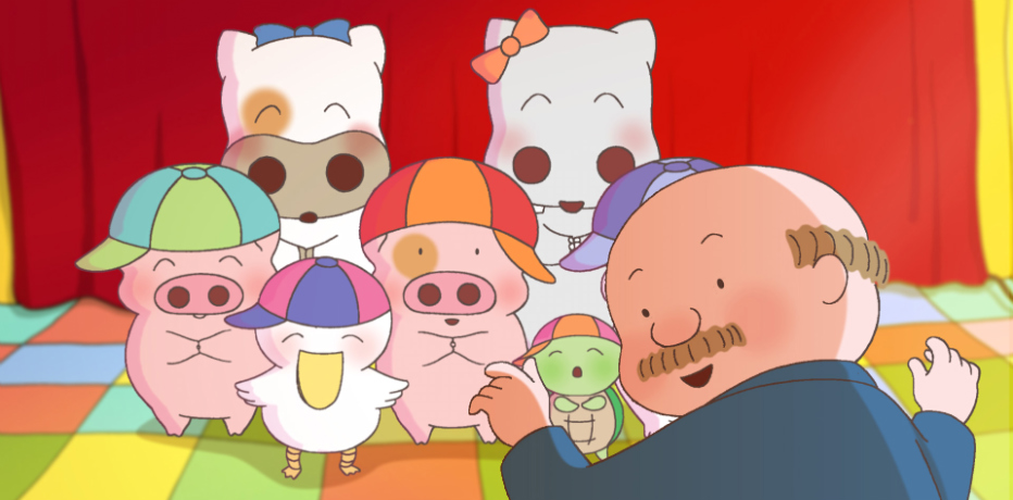 McDull – The Pork of Music
