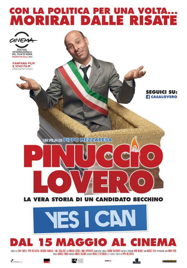 Pinuccio Lovero Yes I Can